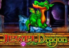 Jewel Of The Dragon Pokie Logo