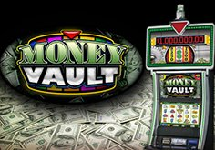 Money Vault Pokie Logo