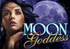 Moon Goddess Pokie Logo