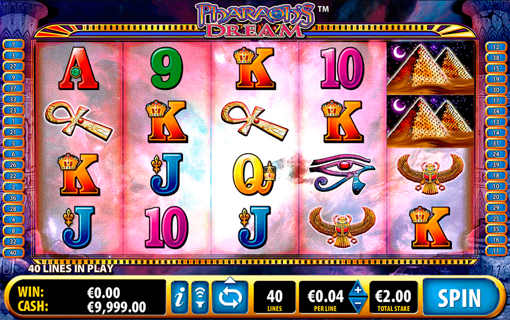 Pharaoh 8217s Dream Pokie