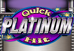Quick Hit Platinum Pokie Logo