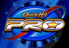 Quick Hit Pro Pokie Logo
