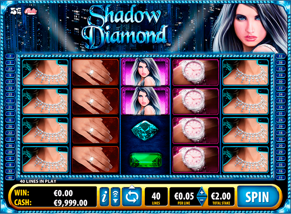 Shadow Diamond Pokie