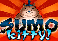 Sumo Kitty Pokie Logo