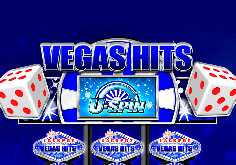 Vegas Hits Pokie Logo