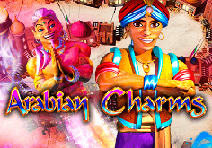 Arabian Charms Pokie Logo