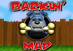Barkin Mad Pokie Logo