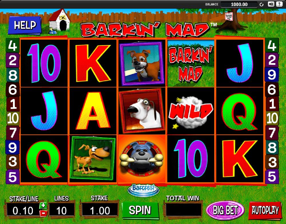 Spiele Barkin Mad - Video Slots Online
