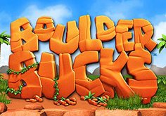 Boulder Bucks Pokie Logo