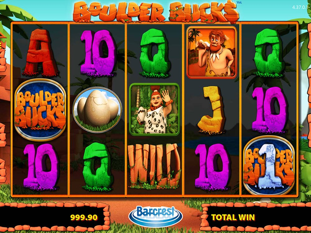Boulder Bucks Pokie