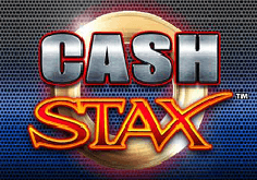 Cash Stax Pokie Logo
