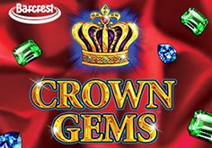 Crown Gems Pokie Logo
