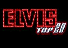 Elvis Top 20 Pokie Logo