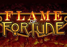 Flame Of Fortune Pokie Logo