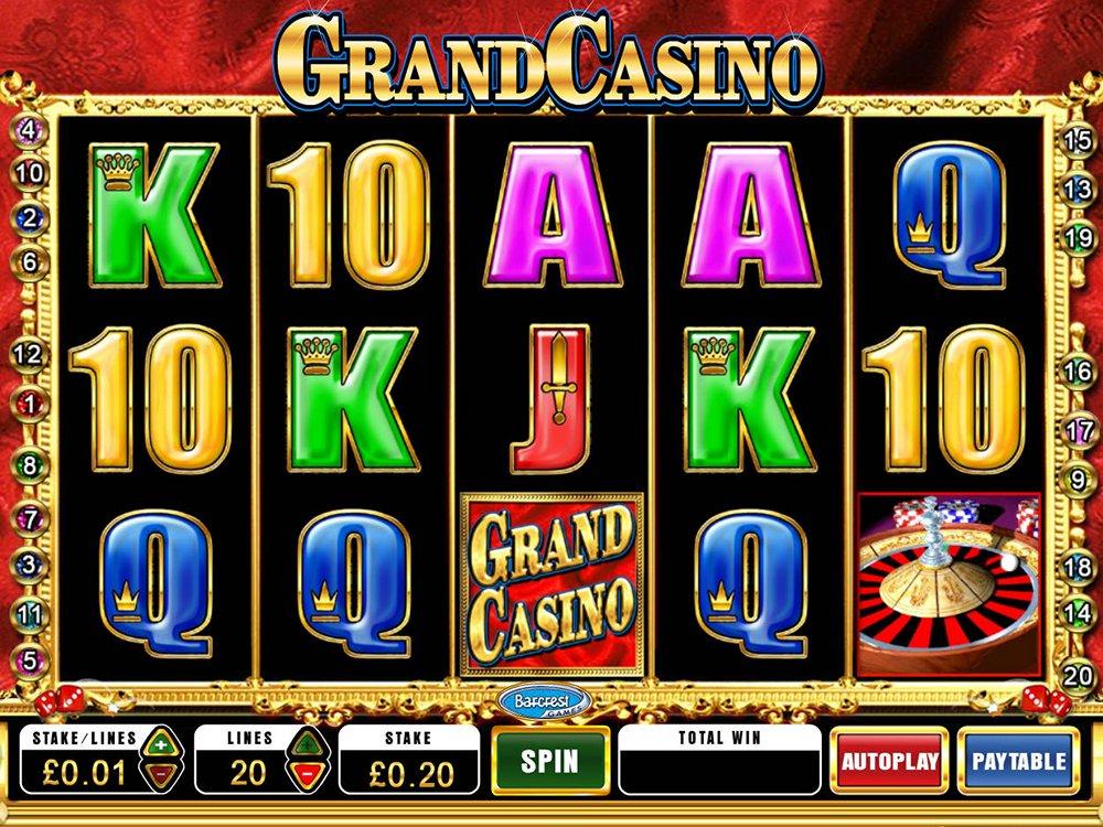 Slot machine triple 7
