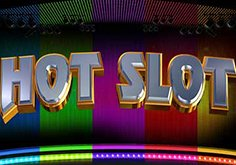 Hot Slot Pokie Logo
