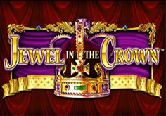 Jewel In The Crown Pokie Logo