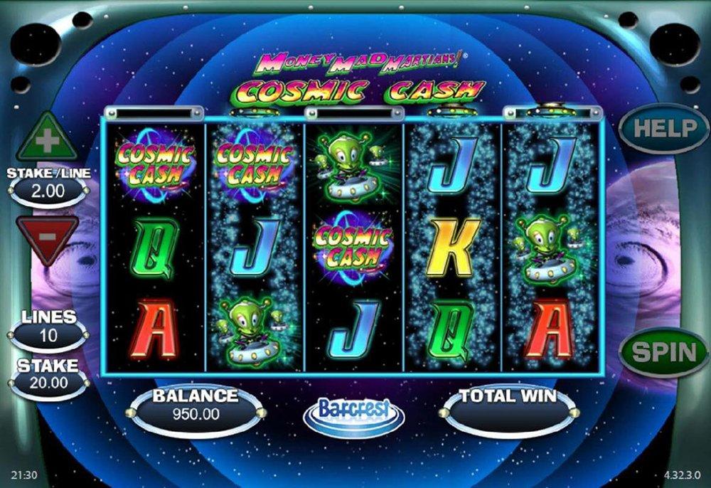 Spiele Money Mad Martians - Video Slots Online