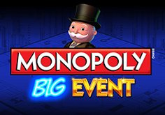 Monopoly Big Event Pokie Logo