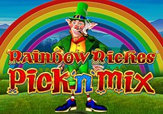 Rainbow Riches Pick And Mix Pokie Logo
