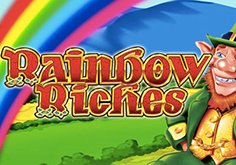 Rainbow Riches Pokie Logo