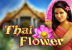 Thai Flower Pokie Logo