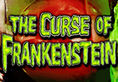 The Curse Of Frankenstein Pokie Logo