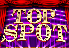 Top Spot Pokie Logo
