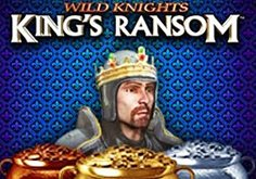 Wild Knights King 8217s Ransom Pokie Logo