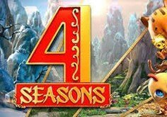 4 Seasons Pokie Logo