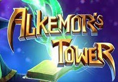 Alkemor 8217s Tower Pokie Logo