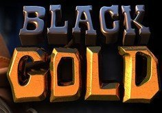 Black Gold Pokie Logo