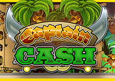 Captain Cash Pokie Logo