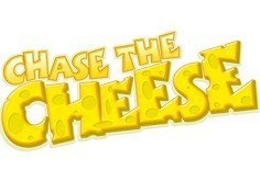 Chase The Cheese Pokie Logo