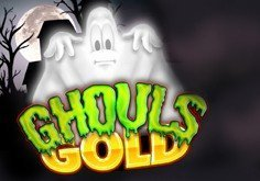 Ghouls Gold Pokie Logo
