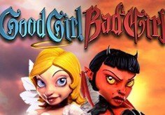 Good Girl Bad Girl Pokie Logo