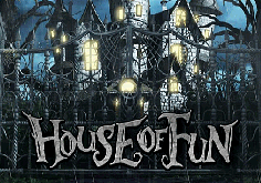 House Of Fun Pokie Logo