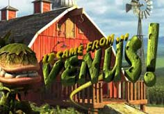 It Came From Venus Pokie Logo