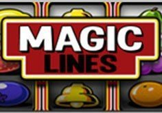 Magic Lines Pokie Logo