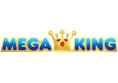 Mega King Pokie Logo