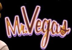 Mr Vegas Pokie Logo