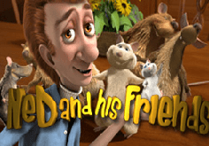 Ned And His Friends Pokie Logo