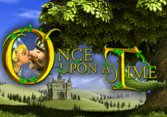 Once Upon A Time Pokie Logo