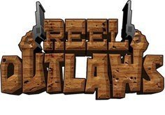 Reel Outlaws Pokie Logo