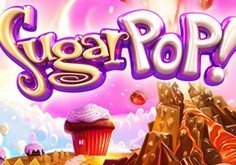 Sugar Pop Pokie Logo
