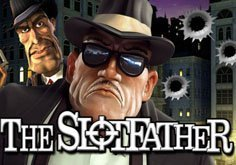 The Slotfather Pokie Logo