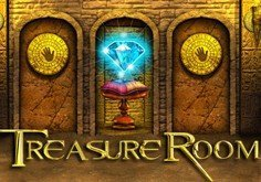 Treasure Room Pokie Logo