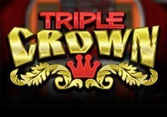 Triple Crown Pokie Logo