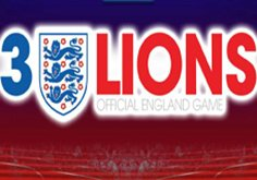 3 lions pokie by blueprint gaming play online for free 3 lions pokie logo software blueprint malvernweather Gallery