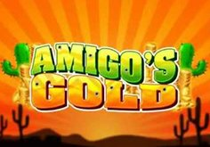 Amigos Gold Pokie Logo